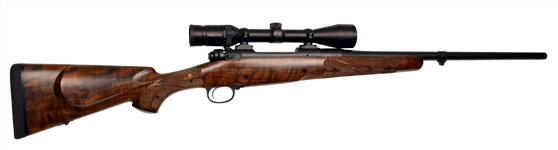 May Merlin In 375 H&H Custom Rifle