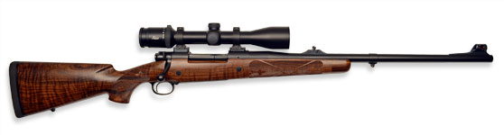Goddard African Rifle In 375 H&H Custom Rifle