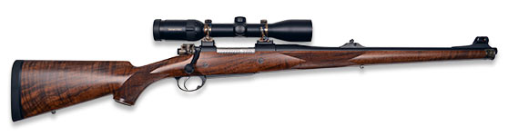 13-201 Kilimanjaro Mannlicher Rifle In 9.3x62 Mauser