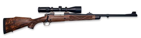 13-404 Kilimanjaro African Rifle 375 hh