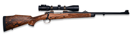 14-208 Kilimanjaro African Rifle In 375 H&H