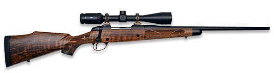16-205 Kilimanjaro Walkabout Rifle in 270 Win