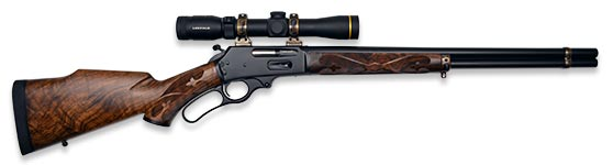 17-201 Kilimanjaro Lever-Action Rifle In 30-30