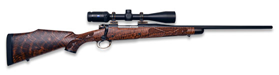 17-207 Kilimanjaro Walkabout Rifle In 7x57 Mauser