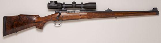 Serengeti African Mannlicher In 9.3 x 62 Mauser