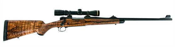 custom rifle Eastman Kilimanjaro African 375 Ruger