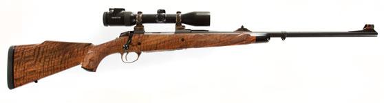 Kessler African Rifle 375 H&H
