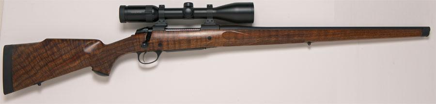 the kilimanjaro custom bolt action hunting rifle