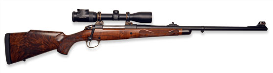 Kilimanjaro African Hunter Rifle in 416 Rem