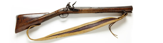 Kilimanjaro Historical Rifle - Blunderbuss
