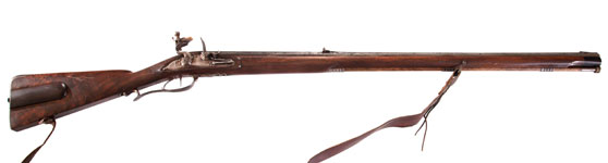 Kilimanjaro Historical Rifle - Jaeger 10 Bore Flintlock
