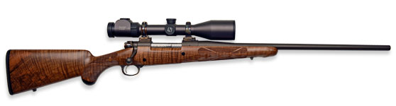 Harris New Serengeti 375 H&H Custom Rifle
