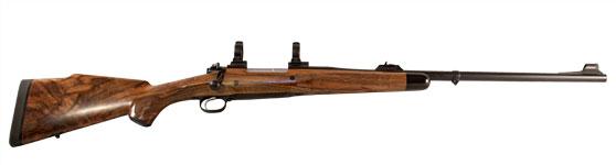 custom rifle sykes kilimanjaro african 375 HH