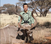 William Eike Greater Kudu