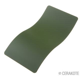 rifle coating C-215 Highland Green
