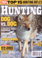Peterson's Hunting Magazine
