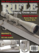 Rifle Sporting Firearms