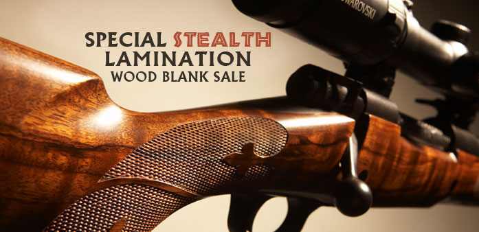 Rifle Wood Blank Sale