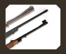 rifle barrels