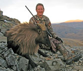 Erik's second Bull Tahr