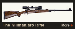 custom rifles Kilimanjaro