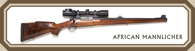 Custom Rifle Geometry - African Mannlicher