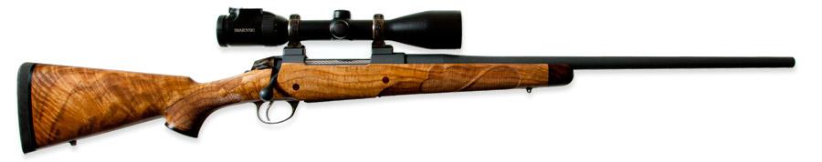 Custom Rifle Geometry